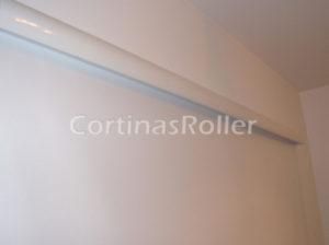 cortinas black out excelente terminacion vista en detalle