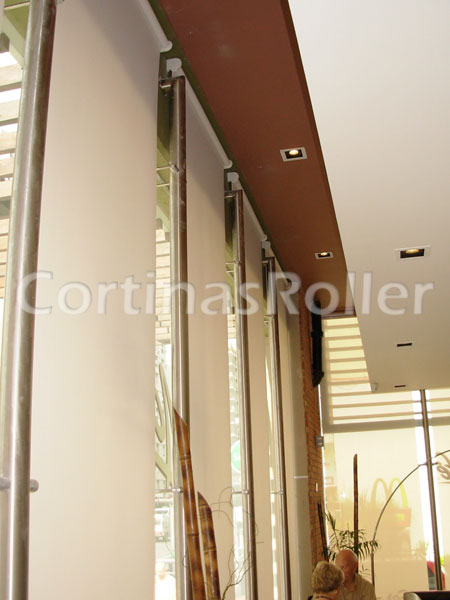 Im genes de cortinas roller screen black out y m s for Cortinas black out precios