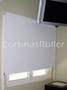 cortinas black out blancas