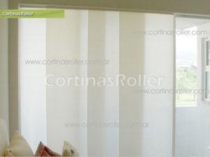 cortinas orientales blancas