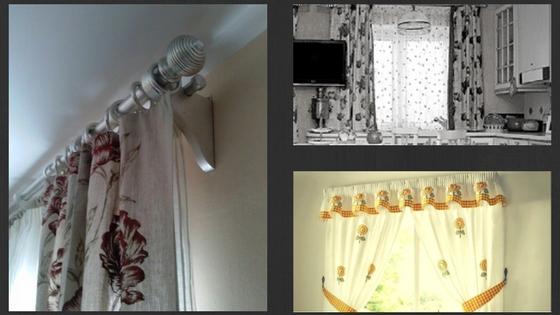 cortinas barral cocina