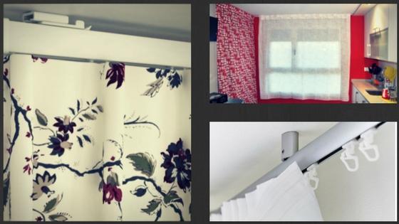 cortinas para cocina voile