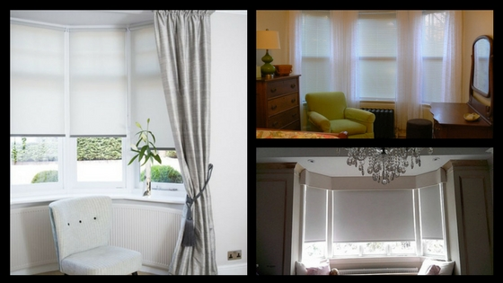 cortinas bow windows
