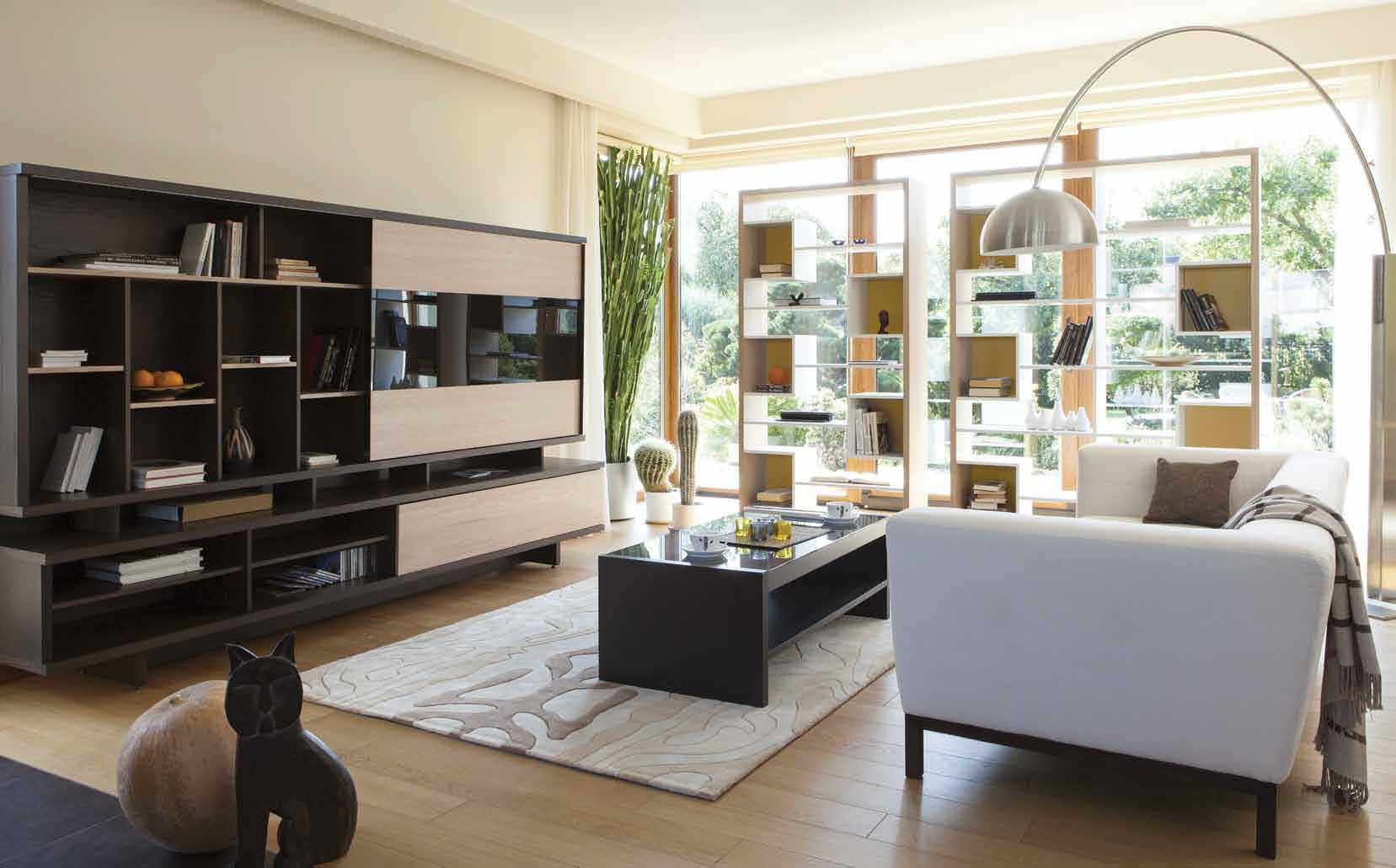 cortinas para living moderno